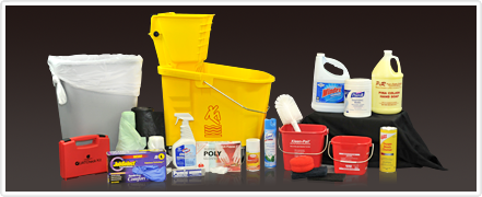 Cleaning and Maintenance Products